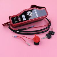 Ignition Switch Key Panel Electric Start For Honda Gx340 11hp Gx390 13hp Engine Ebay