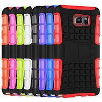Fashion Heavy Duty Shockproof Hard Phone Case PC+TPU Cover For Samsung Galaxy