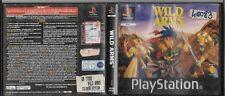 WILD ARMS PLAYSTATION PS1 [1996] ex noleggio