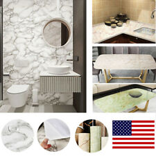 Marble Contact Paper Self Adhesive Wallpaper Sticker Kitchen Walls Peel & Stick
