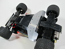 Aluminum under Chassis Spoiler Tamiya RC 1/10 Blitzer Stadium Beetle Blackfoot