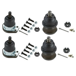 🔥Moog Upper and Lower Ball Joints For Buick Chevelle Pontiac Oldsmobile🔥