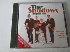 cd . the shadows. original hits.