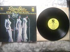 DIANA ROSS & THE SUPREMES - BABY LOVE - 1968 M.F.P. VINYL ALBUM