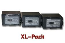 3x BATTERIE POUR HITACHI DZ-MV250 DZ-BP14 BP 14 16 28