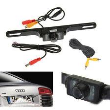 Waterproof 7 LED Night Vision Car Rear View Reverse Backup Parking Camera CMOS
