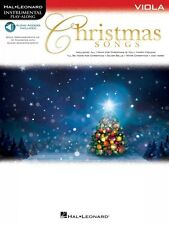 Christmas Songs for Viola Instrumental Play-Along Instrumental Play-Al 000146867