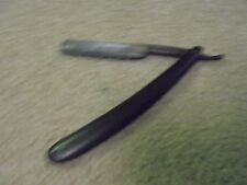 Vintage Straight Razor Muller Solingen Germany