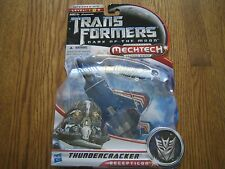 Transformers Dark of the Moon THUNDERCRACKER MISB  - Very RARE!