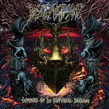 """DECIMATION """"Anthems of an Empyreal Dominion"""" death metal CD"""