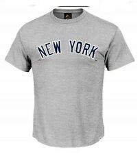 Majestic New York Yankees De Béisbol Camiseta para Hombres Medio