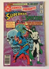 DC Comics Presents #29 (Jan 1981, DC) Superman and the Spectre!  Must See!
