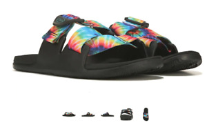 Chaco Chillos Slide Dark Tie Dye Comfort Sandal Men's US sizes 7-15 NIB!!!