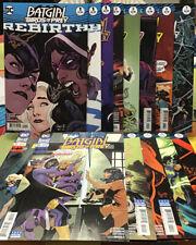 Batgirl and the Birds of Prey Rebirth 14 Comics Special 1-4,6,7,9-11,14,17,20