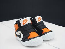 "Nike Air Jordan 1 Crib Bootie ""Shattered Backboard"" AT3745-023 Size 1C"