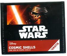 Rewe STAR WARS Cosmic Shell Sammelkarten , bis zu 4 Bilder auswählen