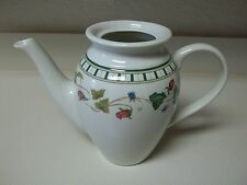Lenox Summer Terrace Coffee Pot Teapot NO LID