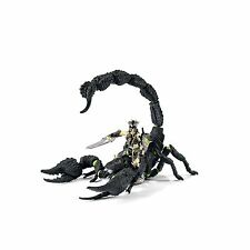 Schleich 70124 Eldrador Xoromon Scorpion Rider Knight Dragon