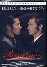DVD *** BORSALINO *** avec Alain Delon, JP Belmondo  ( neuf sous blister )