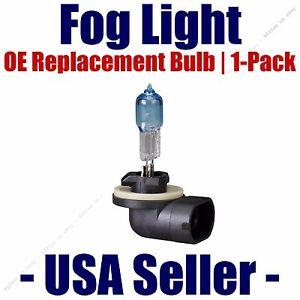 Fog Light Bulb 1pk Upgrade Replacement Fit -Listed Oldsmobile Vehicles- 894CVSU