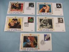 1996 Ltd Edition BENHAM 5 piccolo SETA TIMBRO copre 100 anni di andare alla foto