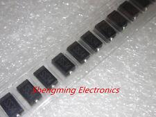 100pcs SS34 SMA 1N5822 IN5822 4MM*2.6MM DO-214AC 3A 40V Schottky Diode