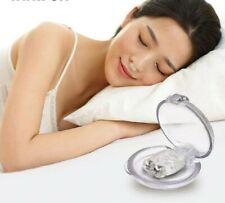 Mini Anti Snoring Snore Stoper Device Silicone Nose Clip Sleep Noise Guard 2020