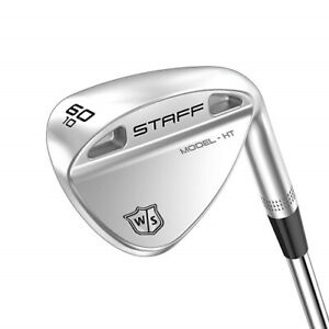 NEW Wilson Staff High Toe Staff Model HT Golf Wedge TT Dynamic Gold Golf Pride