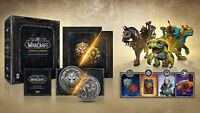 World of Warcraft Battle for Azeroth Collectors Edition [PC Computer MMORPG] NEW