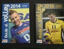 Lorenzo Dallari - Guida al Volley - 2010, 2011, 2014, 2016