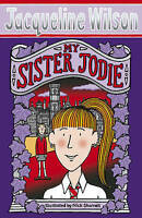 My Sister Jodie by Jacqueline Wilson, Acceptable Used Book (Paperback) FREE & FA