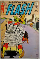 The Flash #199 FN 6.0 1970 Gil Kane Art Bronze Age DC Comics