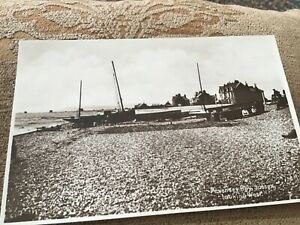 PEVENSEY BAY View from the West GOOD 1930s RP POSTCARD   23/9
