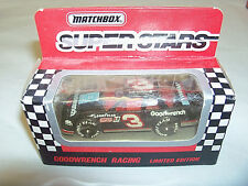 #3 Dale Earnhardt Goodwrench Racing Monte Carlo Matchbox Super Stars LTD ED 1/64