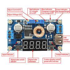 5A CC CV Buck Converter LED Drive USB Charger Power/Current/Voltage LED Module