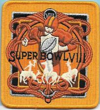 Super Bowl Viii Patch Miami Dolphins/Minnesota Vikings