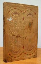 THE RAINBOW 1847 A.L.Harrison Binder VICTORIAN GIFT BOOK Literary Annual RARE