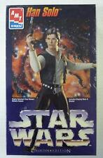 HAN SOLO STAR WARS 1995 VINYL MODEL KIT AMT ERTL