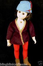 Romeo Doll Madame Alexander New York USA