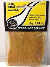 Woodland Scenics FG172 Field Grass Harvest Gold - NIB