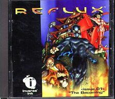 REFLUX - THE BECOMING, [ PC GAME] COMPLETE VERSION  VERY GOOD CONDITION