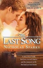The Last Song by Nicholas Sparks (Paperback, 2010), free postage with tracking