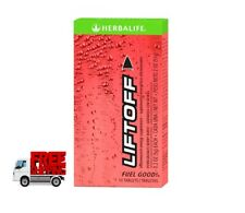 Herbalife Liftoff Energy Support 10 Tablets Pomegranate-Berry Burst - FREE SHIP