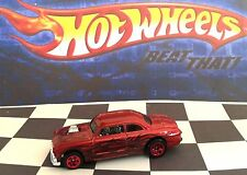 Hot Wheels 2008 Mystery Car 183 Shoe Box Red 5sp_red