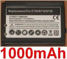Batería 1000mAh tipo 35H00082-00M LIBR160 Para O2 XDA Atom