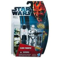 Star Wars Clone Trooper Movie Heroes Collectable Figure 37773