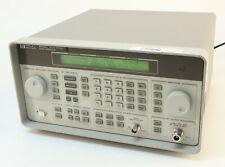 Hp Agilent Keysight 8648C Synthesized RF Signal Generator 9kHz - 3.2GHz w/ 1E5