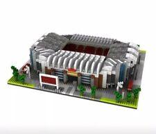 Lego Block Old Trafford Football Stadium - Manchester United Football Ground