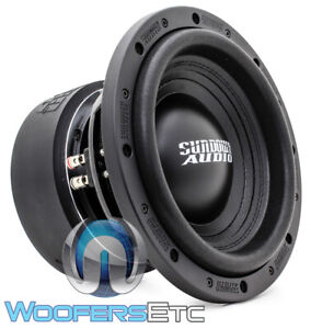 "SUNDOWN AUDIO SA-12 V.2 D4 12"" DUAL 4 OHM 1000W RMS SUBWOOFER BASS SPEAKER NEW"