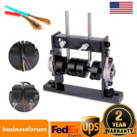 Manual Wire Cable Stripping Peeling Machine Scrap Stripper Metal Recycle Tools